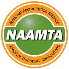 NAAMTA Medical Transport Accreditation