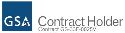 GSA Contract Holder Number