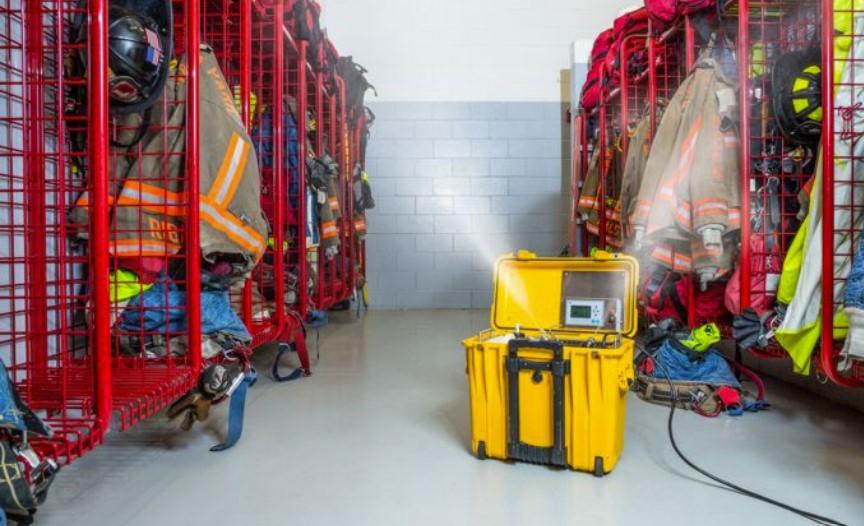 Keeping CSI Aircraft Clean