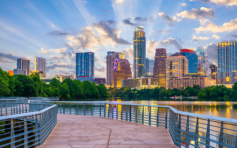 Why You Should Fly Private to Austin