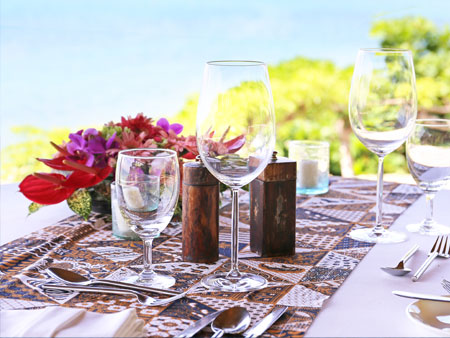 Bahamas Private Dining